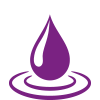 First Response pregnancy fertility friendly lubricant icon in purple