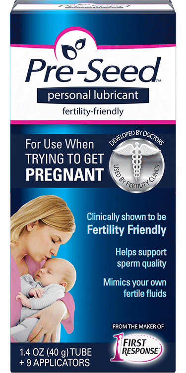 Pre-Seed™ Fertility-Friendly Lubricant