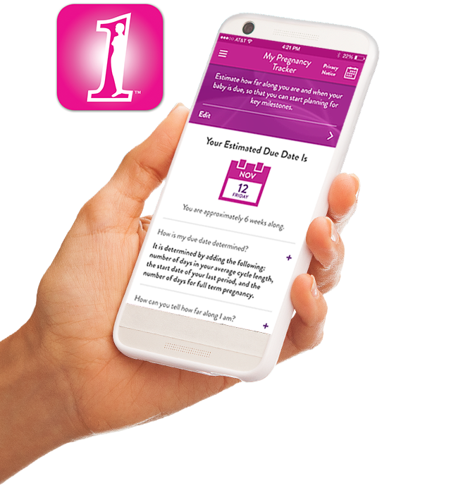pregnancy tracker app first response