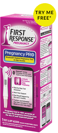 Shopping Tips for First Response: 1. First Response sells pregnancy tests and ovulation kits in the amount of tests at a time. You can find coupons for both Target and the manufacturer available on the site. Use both coupons at the same time to save almost 50% on these health care items. 2.