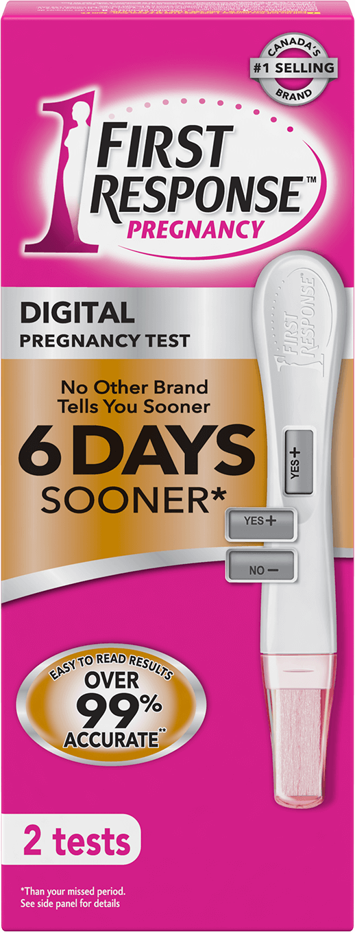 how to make a first response pregnancy test read positive