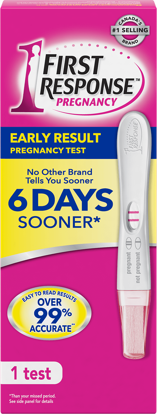 First Response Early Result Pregnancy Test, 3 Pack (Packaging & Test Design May Vary).